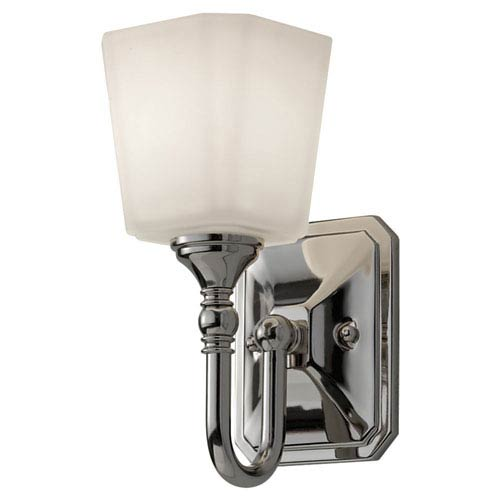 Feiss Concord Polished Nickel  Vanity Light