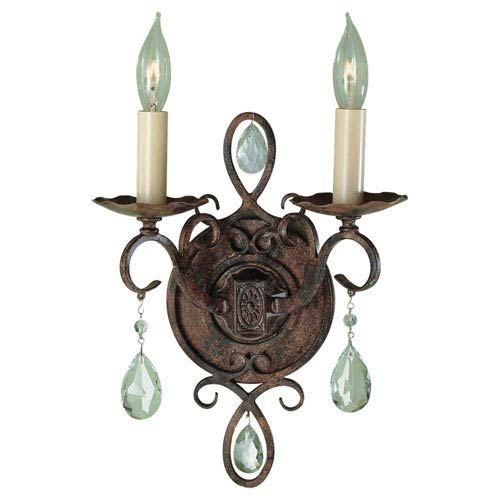 Chateau Two-Light Wall Sconce
