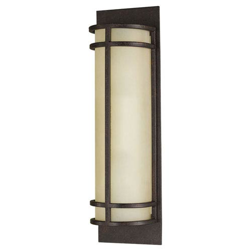 Feiss Fusion Flush Wall Sconce