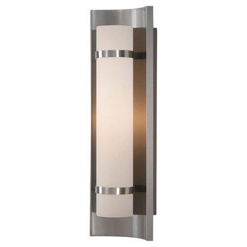 Feiss Colin Brushed Steel One-Light Sconce