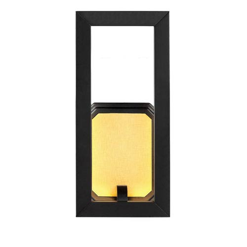 Khloe Oil Rubbed Bronze One-Light 12-Inch LED Bath Fixture