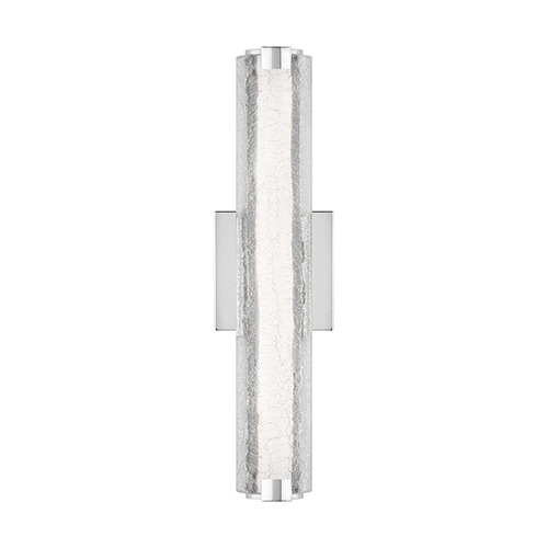 Cutler Chrome 18-Inch LED Wall Sconce