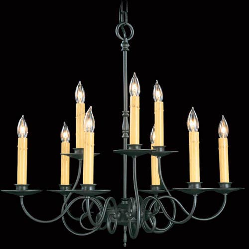 Roanoke Nine-Light Chandelier
