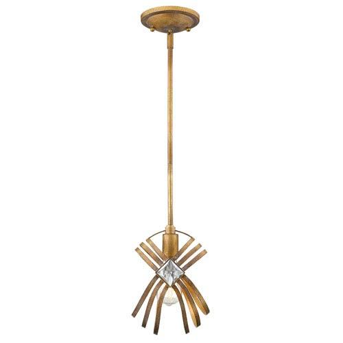 Signet Royal Gold Mini Pendant