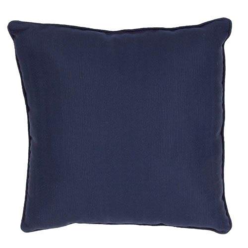 Veranda Navy 20-Inch Decorative Pillow