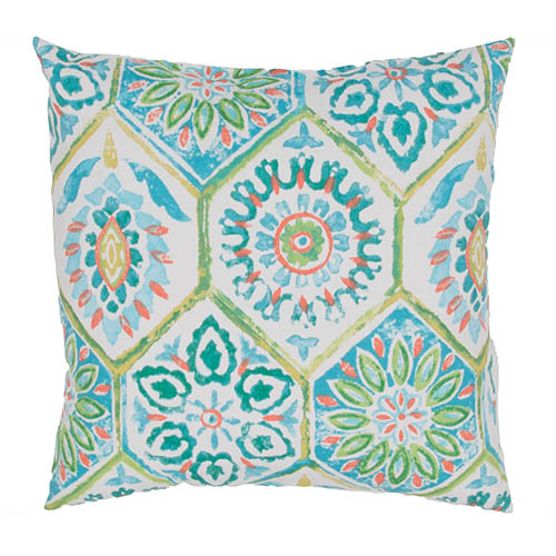 Veranda Poolside 18-Inch Decorative Pillow