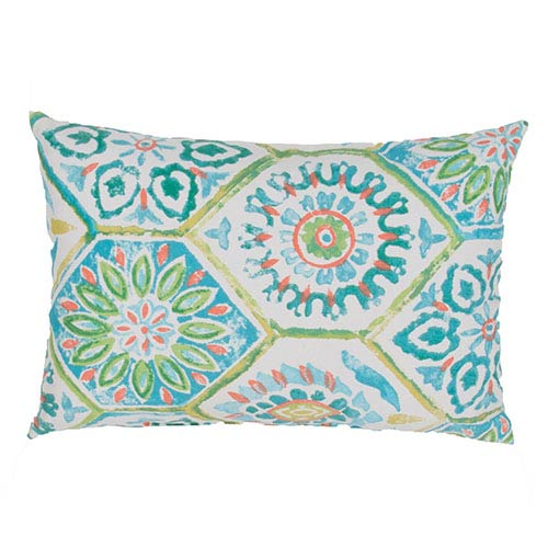 Veranda Poolside 13 x 18-Inch Decorative Pillow