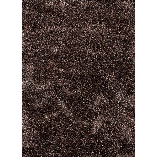 Jaipur Nadia Black and Tan Rectangular: 5 Ft. x 8 Ft. Rug