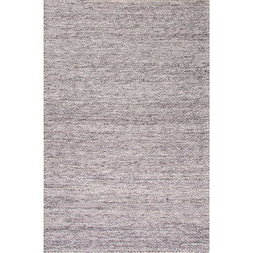 Jaipur Scandinavia Rakel Gray Rectangular: 5 Ft. x 8 Ft. Rug
