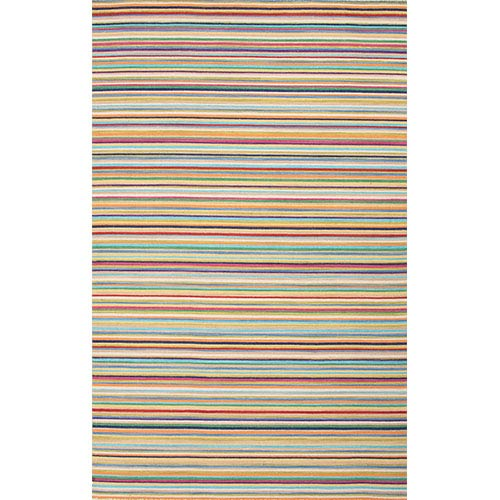 Jaipur Pura Vida PV57 Multicolor Rectangular: 2 Ft. x 3 Ft. Rug