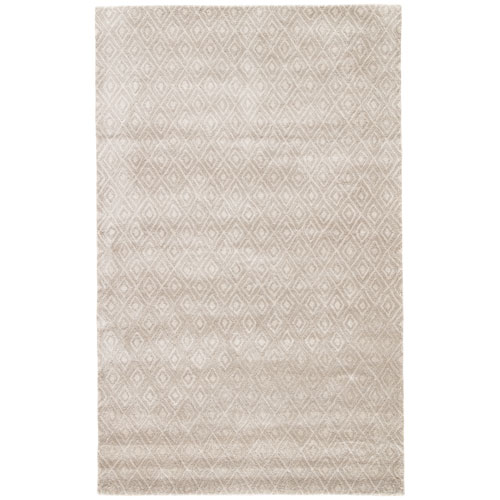 Jaipur Baroque Nash Rainy Day Rectangular: 2 Ft. x 3 Ft. Rug