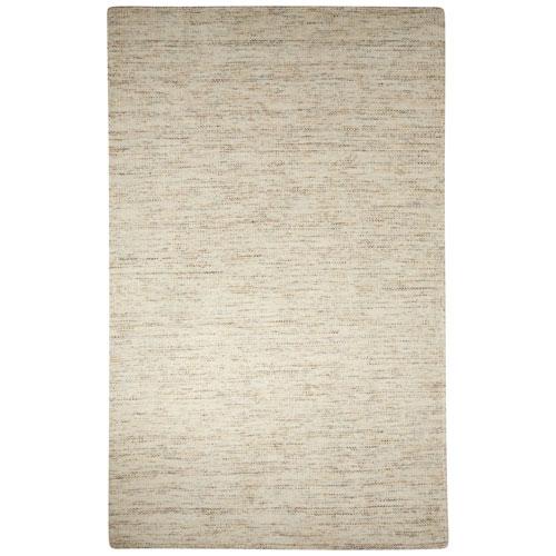 Jaipur Alton Caswell Whisper White Rectangular: 2 Ft. x 3 Ft. Rug