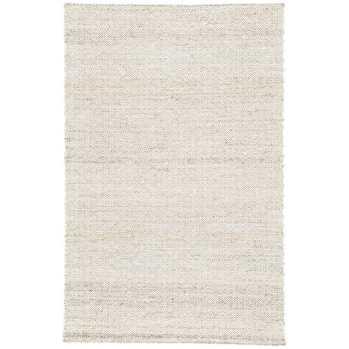Naturals Ambary Wales Birch Rectangular: 9 Ft. x 12 Ft. Rug