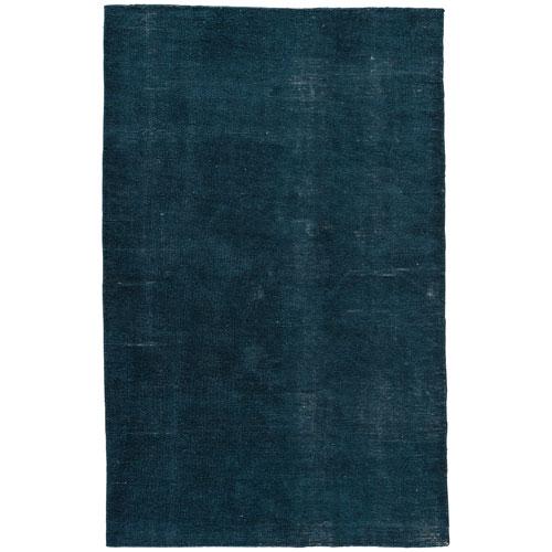 Rebecca Limon Dress Blues Rectangular: 2 Ft. x 3 Ft. Rug