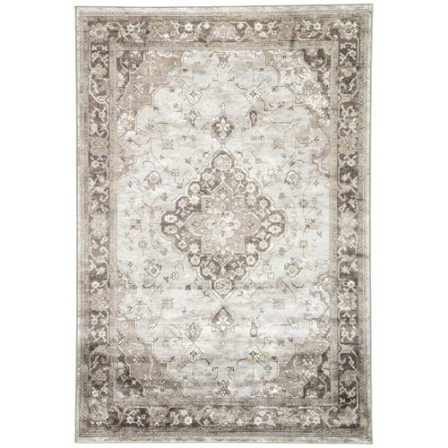 Jaipur Greyson Caren High-Rise Rectangular: 2 Ft. x 3 Ft. Rug