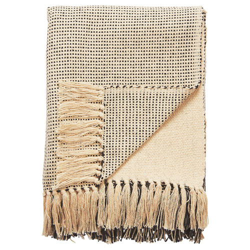 National Geographic Seed Pearl Throw