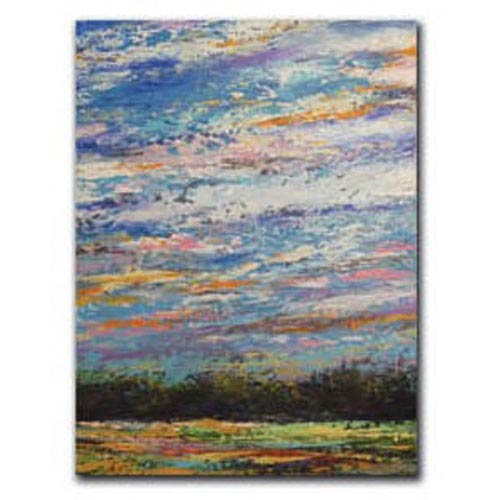 A Little Piece of the Sky by Jeff Boutin: 11 x 14 Giclee Canvas