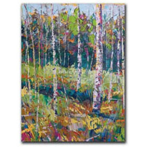 Hadley House Dreamscape by Jeff Boutin: 11 x 14 Giclee Canvas