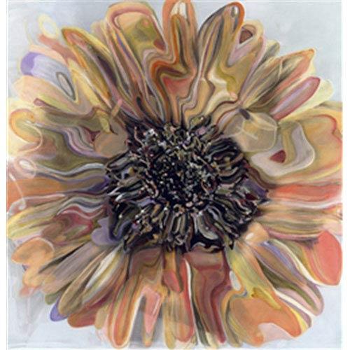 Hadley House Daisy by Polly Norman: 10 x 10 Giclee Canvas
