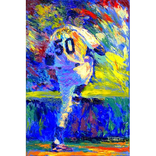 Special Delivery by Robert Blehert: 18 x 24 Giclee Canvas