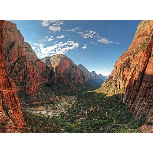 Hadley House Another Trip To Zion, Utah by Scott Barlow, 24 x 36 In. Canvas Art
