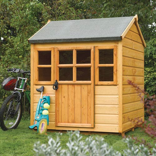 Bosmere Rowlinson Brown Little Lodge Play House