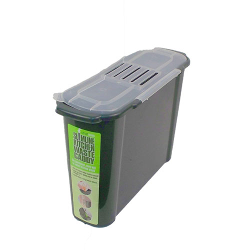 Bosmere Green Slim Kitchen Composter