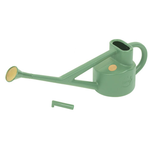 Haws Conservatory Sage Plastic Watering Can