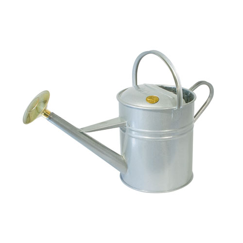 Haws Traditional Peter Rabbit Outdoor Titanium Metal Watering Can