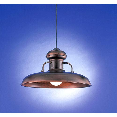 One-Light Dome Pendant