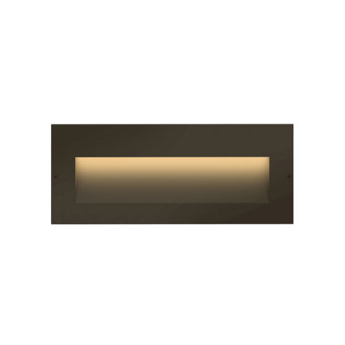 Taper Bronze ADA LED Outdoor Step Light