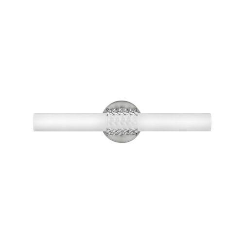 Vivi Brushed Nickel 23-Inch LED Bath Bar