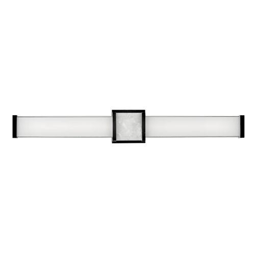 Pietra Black 31-Inch Led Ada Bath Bar