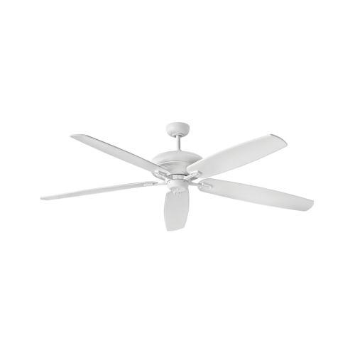 Grander Chalk White 72-Inch Ceiling Fan