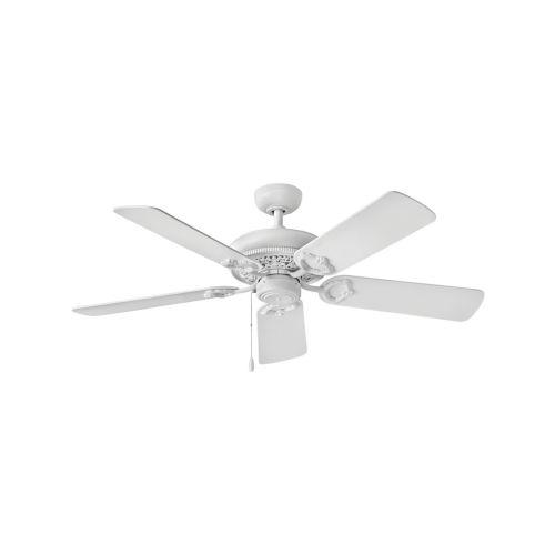Lafayette Chalk White 52-Inch Ceiling Fan