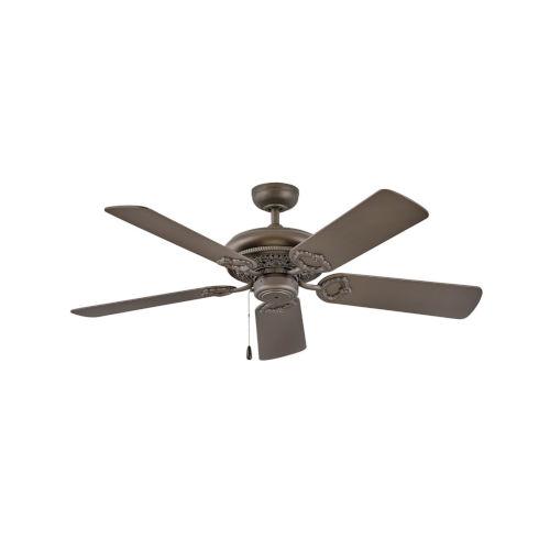 Lafayette Metallic Matte Bronze 52-Inch Ceiling Fan