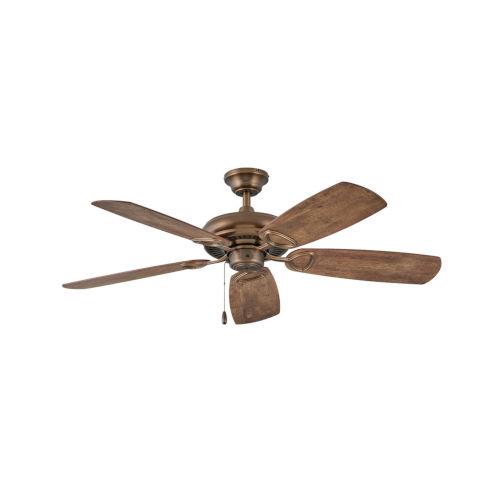 Marquis Antique Copper 52-Inch Ceiling Fan