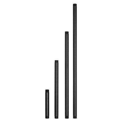 Black 18-Inch Landscape Path Stem