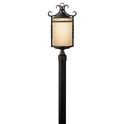 Hinkley Casa Fluorescent Outdoor Post Mount
