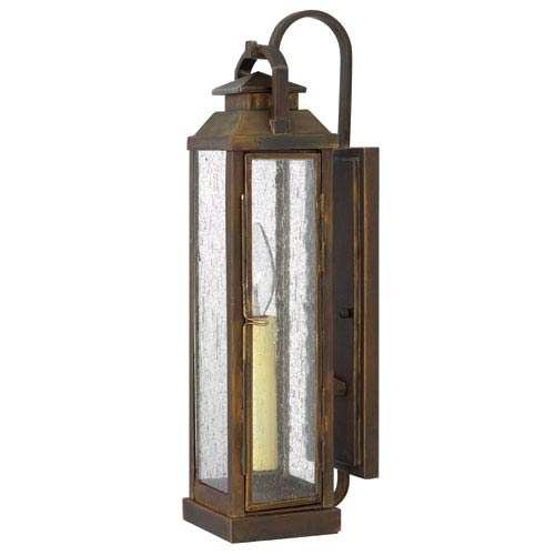Revere Sienna One-Light Small Outdoor Wall Light