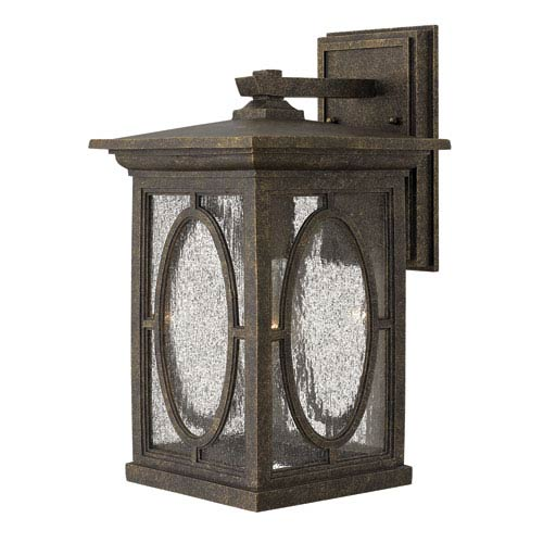 Hinkley Randolph Autumn Medium Outdoor Wall Light