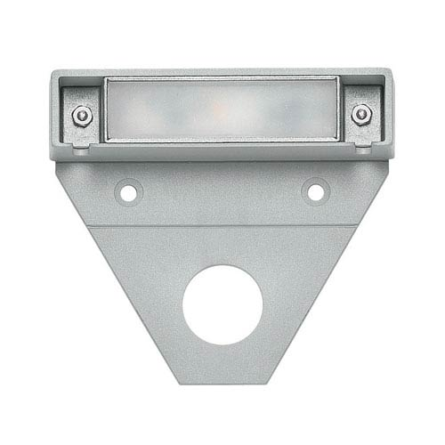 Nuvi Titanium Three-Inch LED Landscape Deck Light Set of 10