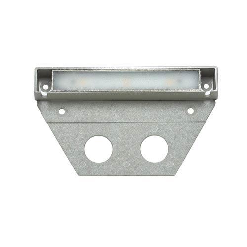 Nuvi Titanium Five-Inch LED Landscape Deck Light