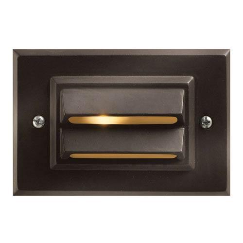 Bronze 5-Inch LED Landscape Deck Light