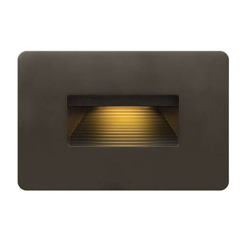 Luna Bronze LED Landscape Deck Light