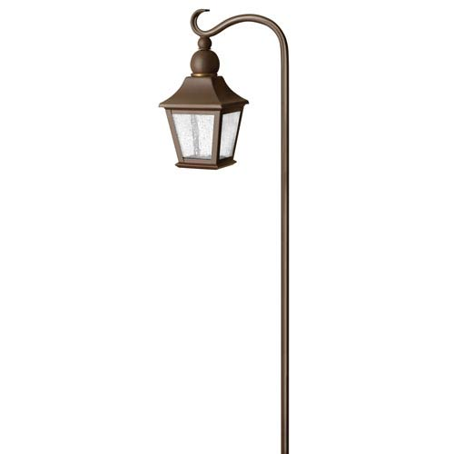 Bratenahl Copper Bronze Hanging Landscape Path Light