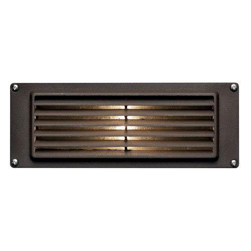Hinkley Bronze 9-Inch LED Landscape Deck Light