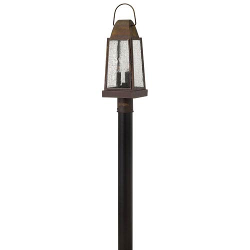Hinkley Sedgwick Sienna Outdoor Post Light Fixture
