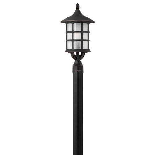 Freeport Olde Penny One-Light Large Outdoor Post Light