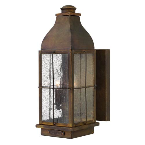 Hinkley Bingham Sienna Medium Outdoor Wall Light